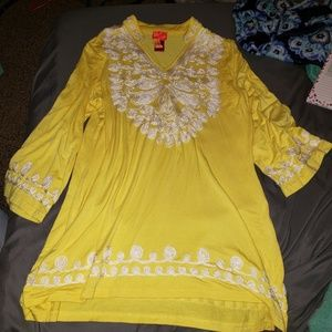 Tops - Detailed blouse